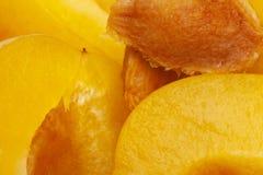 La struttura della frutta della frutta della prugna una è ingrandetta alla dimensione dello schermo Fotografia Stock