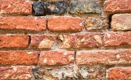 La struttura della muratura Fotografie Stock Libere da Diritti