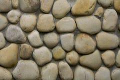 La struttura della pietra Immagine Stock