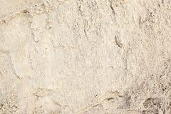 La struttura della sabbia Fotografie Stock Libere da Diritti