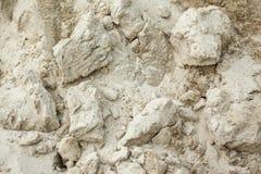 La struttura della sabbia Fotografia Stock Libera da Diritti