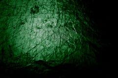La struttura della superficie verde Immagini Stock