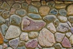 La struttura delle pietre Immagini Stock