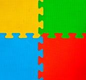 La struttura di gomma del pavimento Immagine Stock Libera da Diritti