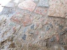 La struttura di granito Fotografia Stock Libera da Diritti