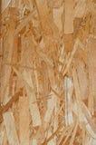 La struttura di legno marrone Fotografia Stock