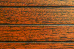 La struttura di legno marrone Fotografie Stock Libere da Diritti