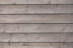 La struttura di legno marrone con i reticoli naturali Immagine Stock Libera da Diritti