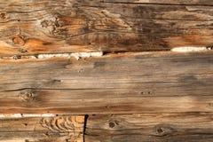 La struttura di legno naturale Immagini Stock Libere da Diritti