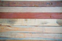 La struttura di struttura di legno di legno e del fondo immagine stock