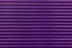 La struttura di un rullo del metallo dei colori differenti I precedenti dei ciechi del ferro Otturatori protettivi del rullo per  Immagini Stock Libere da Diritti