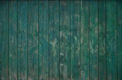 La struttura di vecchio recinto di legno rustico fatto del piano elaborato fotografie stock