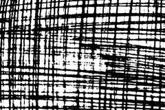 La struttura disegnata a mano della griglia, grata, tesse il lerciume torvo scuro sporco come spazio in bianco del fondo Vettore  illustrazione vettoriale