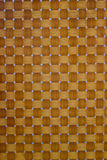 La struttura ed i precedenti di bambù astratti Fotografia Stock