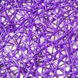 La struttura fine del mestiere che ha fatto da plastica ma dall'assomigliare ha fatto Fotografia Stock
