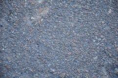 La struttura granulare dell'asfalto fotografia stock libera da diritti