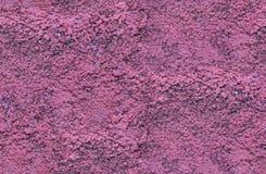 La struttura rosa della parete può essere usata come fondo Fotografia Stock