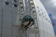 La Suède Ericsson Sphere images libres de droits