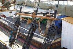 La Suède, yachts photographie stock