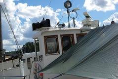 La Suède, yachts photos libres de droits