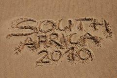 La Sudafrica 2010 Fotografie Stock Libere da Diritti