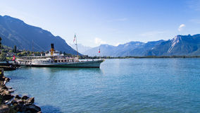 La Suisse Royaltyfria Bilder