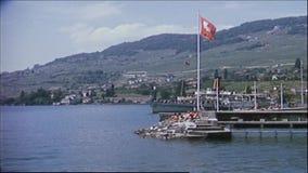 La Suisse 1964 : Croisi?re du Lac L?man clips vidéos