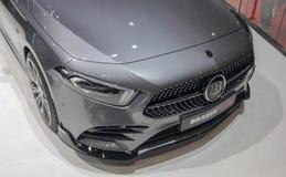 La Suisse ; Gen?ve ; Le 9 mars 2019 ; Classe de Brabus B 25 Mercedes-Benz A ; Le quatre-vingt-dix-neuvi?me Salon de l'Automobile  image libre de droits