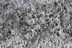 La superficie de hierro-concreto Imágenes de archivo libres de regalías