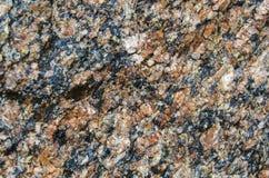 La superficie de la piedra del granito Foto de archivo libre de regalías