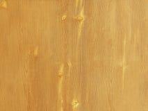 La superficie de madera Fotografía de archivo libre de regalías