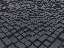 La superficie dei cubi Immagini Stock Libere da Diritti
