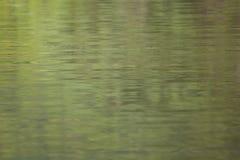 La superficie del agua Fotos de archivo libres de regalías