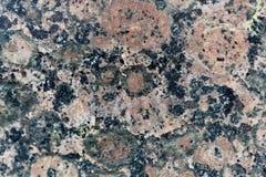 La superficie del granito di Rapakivi Fotografia Stock Libera da Diritti