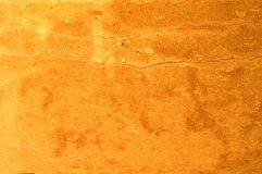 La superficie dell'interno del marmo del primo piano sulla sera Immagini Stock
