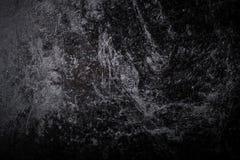 La superficie della pentola al forno per il fondo strutturato del metallo Fotografie Stock