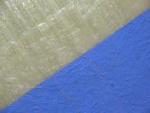La superficie della plastica Immagini Stock