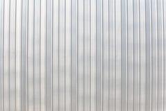 La superficie di alluminio per progettazione del fondo Fotografie Stock