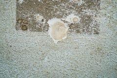 La superficie di calcestruzzo Fotografie Stock