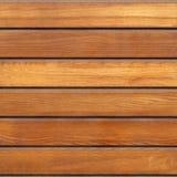 La superficie di legno è colore marrone Struttura regolare Fotografia Stock Libera da Diritti