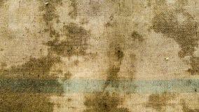 La superficie sporca del sacco della canapa ha creato la struttura ed il fondo fotografia stock