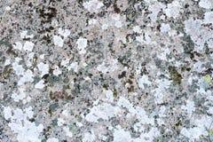 La surface d'un irrégulier glaciaire Photo libre de droits