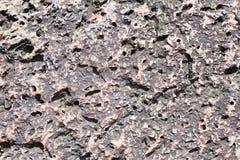 La surface de la latérite Image stock