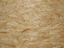 La surface du carton en bois Photo libre de droits