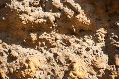 La surface du mur inégal rugueux photos stock