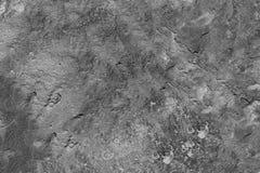 La surface en pierre grise a survécu à la base puissante monochrome de conception web de fond industriel puissant image libre de droits