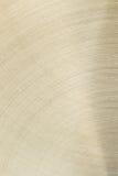 La surface métallique polie d'or Images stock