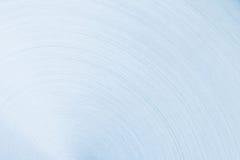 La surface métallique polie lumineuse Photo stock