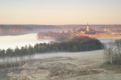 La Svezia Fotografie Stock