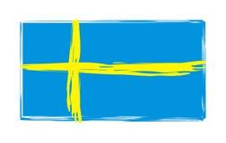 La Svezia Fotografia Stock